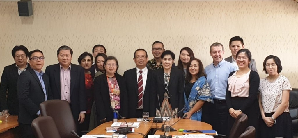 AFBA delegates with FDA Thailand